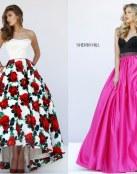 Sherri Hill ya tiene colección de vestidos 2016