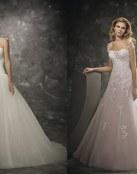 Nueva colección de vestidos impresionantes