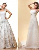 Vestidos de novia por Blanca Miret