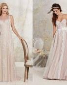Vestidos de la colección Modern Vintage de Alfred Angelo