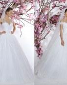 4 escotes diferentes en los vestidos de Geoges Hobeika