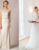 Vestidos delicados con suave caída de Jenny Yoo