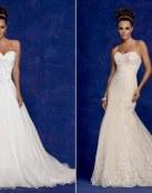6 vestidos impresionantes, ¿con cuál te quedas?