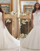 Nuevos vestidos de novia plus size, ¡descúbrelos!