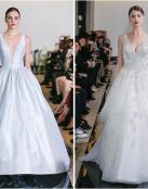 Increíbles vestidos de Justin Alexander 2018