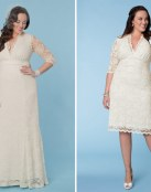Si buscas vestidos Plus Size, elige Kiyonna