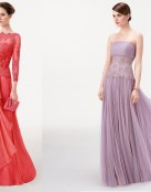 4 vestidos impresionantes para las invitadas