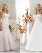 Vestidos de novia Inolvidables por Bonny Bridal