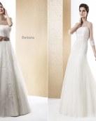 Un repaso por las colecciones de novia de Cabotine