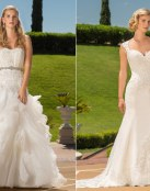 Maggie and Shirley, grandes ideas para tu vestido de novia