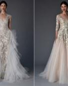 Marchesa vuelve con una colección de novia muy lujosa