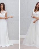 4 vestidos muy delicados de Marie Laporte