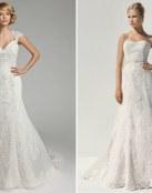 Mark Lesley y sus elegantes novias