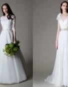 La romántica colección de vestidos Mia Mia
