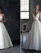 Michelle Roth y sus nuevas propuestas para novia