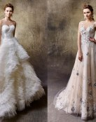 5 vestidos modernos y originales de Enzoani