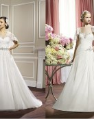 Vestidos Moonlight Bridal con nuevas ideas