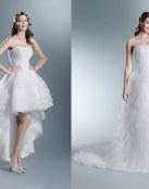 Vestidos para ser una novia única