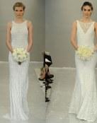 Vestidos para novias otoñales Theia