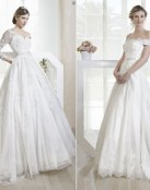 Romántica colección de novia por X&M