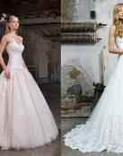Increíbles vestidos Gritti Spose 2017