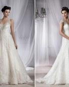 Alta costura en los vestidos de novia Jasmine