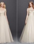 Nuevos vestidos de Oleg Cassini en David´s Bridal