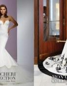 Preciosos y originales vestidos Mon Cheri