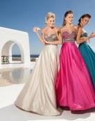 Tarik Ediz viste a las invitadas más elegantes
