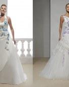 Increíbles vestidos de novia llenos de tendencia