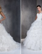 Vestidos para novia que te van a encantar