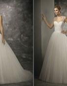Las faldas con volumen protagonizan esta selección de vestidos