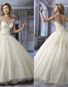 Vestidos princesa muy elegantes y sofisticados