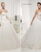 Espectaculares vestidos princesa de Madam Burcu