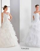 Los vestidos princesa de la firma Eglantine