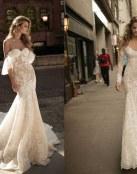 Vestidos Berta Bridal para otoño 2017