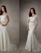 Nuevas ideas de vestidos de novia muy elegantes