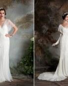 ¿Buscas vestidos de estilo vintage para tu boda?