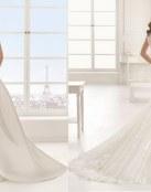 5 vestidos para novia de Rosa Clará Two