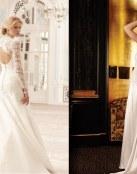 Sassi Holford y sus nuevos vestidos con escotes traseros