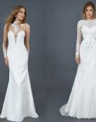 Colección de vestidos de novia sirena