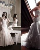 La alta costura en los vestidos de Connie Simonetti