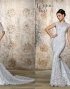 Novedades en los vestidos para novia otoño 2015