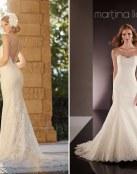Martina Liana y sus nuevos vestidos para novia