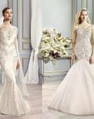 El lujo de los vestidos de novia Val Stefani