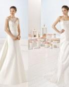 Los vestidos más ceñidos de Luna Novias