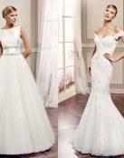 Una nueva colección de vestidos de novia