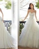 Cuatro vestidos de novia espectaculares por Sophia Tolli