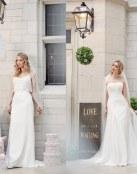 Tia Bridal 2016, estilo y sencillez