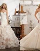 7 nuevos e increíbles vestidos de Mori Lee